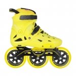 ****POWERSLIDE Imperial Megacruiser 125 yellow